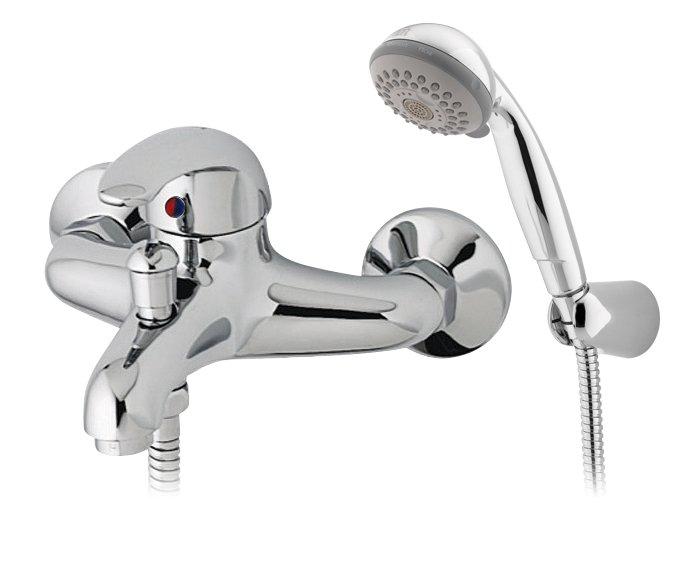 ברז מהקיר לאמבטיה Rotem 900175