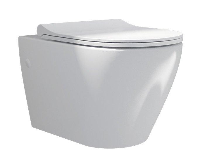 Monalis 55 Wall Hung WC  מונאליס 55