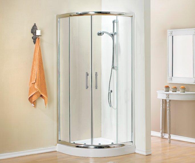 מקלחון צאלון מעוגל